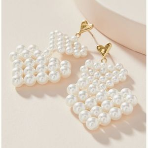 Luiny Lola Drop Earrings NWT